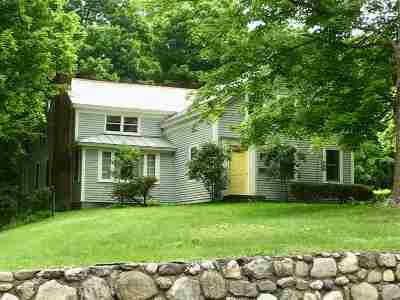 Poultney Single Family Home For Sale: 113 East Main Street