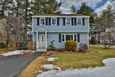 Nashua Condo/Townhouse Active Under Contract: 22 Jamaica Lane