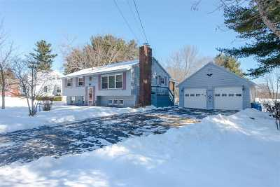 Dover Single Family Home For Sale: 140 Back River Road
