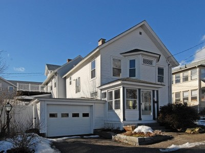 Concord Single Family Home Active Under Contract: 3 Hanover Street