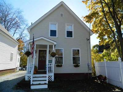 Franklin Single Family Home For Sale: 7 Proctor Street