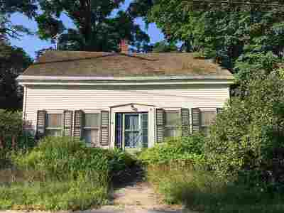 Grafton Single Family Home For Sale: 40 Library Road