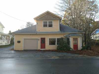 Barnstead Single Family Home For Sale: 16 Maple Street