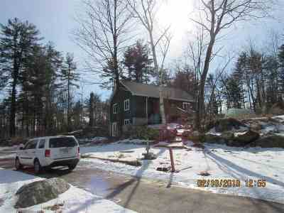 Goffstown Single Family Home For Sale: 65 East Dunbarton Road