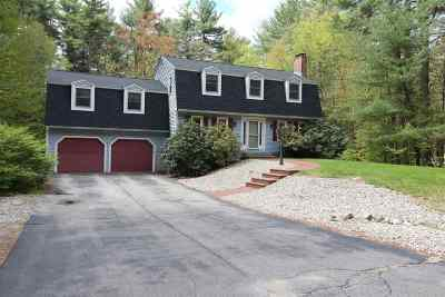 Amherst Single Family Home For Sale: 12 Ridgewood Drive