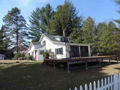 Orleans County Single Family Home For Sale: 474 Strawberry Acres Road