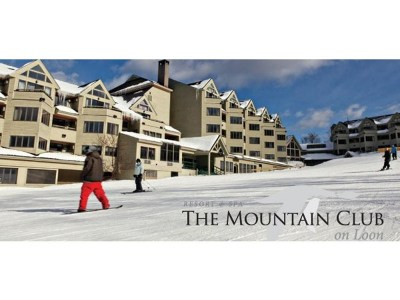 Lincoln Condo/Townhouse For Sale: 857a Loon Mountain Road #857A