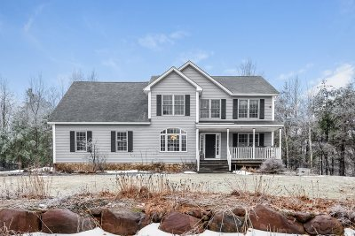 Hooksett Single Family Home Active Under Contract: 1 Garden Song Drive