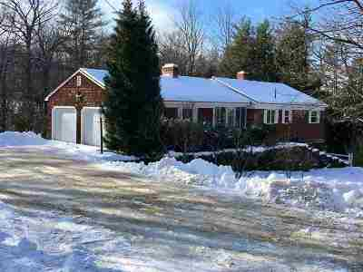 New Hampton Single Family Home For Sale: 48 Wolfe Den Drive