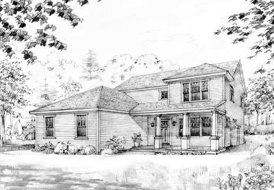 Meredith Single Family Home For Sale: Lot 48 Hickorywood Circle