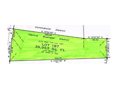 Hillsborough Residential Lots & Land For Sale: 143 West Main Street