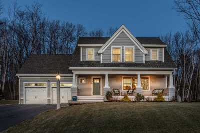 Pelham Single Family Home Active Under Contract: 76 Grouse Run