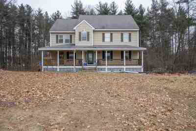 Litchfield Single Family Home Active Under Contract: 121 Charles Bancroft Highway