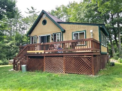 Haverhill NH Single Family Home For Sale: $119,500