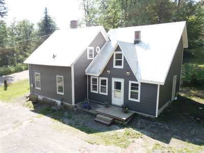 Wheelock Single Family Home For Sale: 88 Peak Road