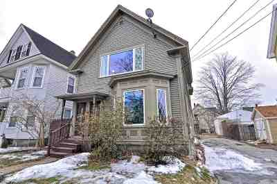 Manchester Single Family Home For Sale: 10 N Adams Street