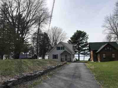Swanton VT Single Family Home For Sale: $339,900