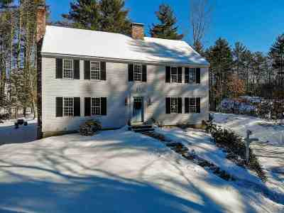 Amherst Single Family Home For Sale: 2 Cobbler Lane