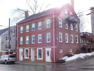 Rollinsford Multi Family Home For Sale: 20 Front Street