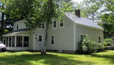 Hanover NH Single Family Home For Sale: $539,000