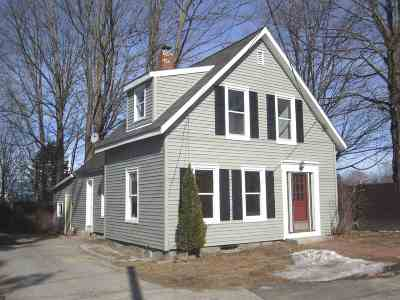 Concord Single Family Home For Sale: 5 Shaw Street