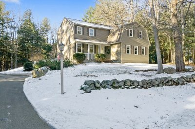 Amherst Single Family Home For Sale: 16 Ridgewood Drive