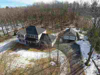 Epsom NH Single Family Home For Sale: $350,000