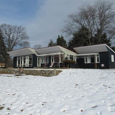 Henniker Single Family Home Active Under Contract: 488 Foster Hill Road