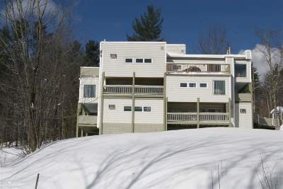 Stowe Condo/Townhouse Active Under Contract: 199 Mountainside Drive #B202