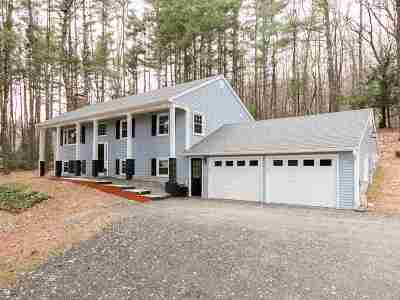 Amherst Single Family Home For Sale: 243 Boston Post Road