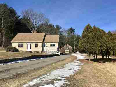 Eliot Single Family Home For Sale: 247 Bolt Hill Road