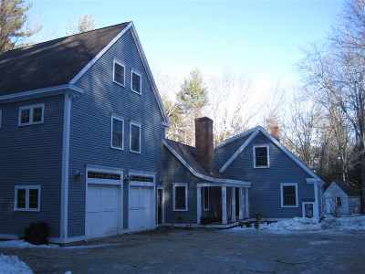 Lee Single Family Home For Sale: 7 Little River Road
