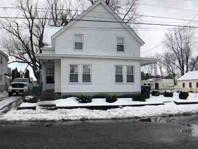 Nashua Multi Family Home For Sale: 15-17 Benson Avenue