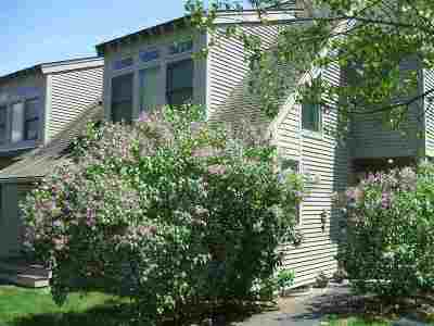 Hartford Condo/Townhouse For Sale: 147 Catamount Road #10A