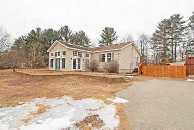 Epping Single Family Home Active Under Contract: 26 Hickory Hill Road