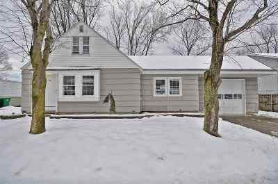 Nashua Single Family Home For Sale: 66 Almont Street