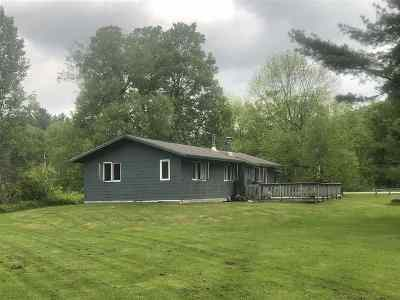 Chittenden Single Family Home For Sale: 25 Powerhouse Road