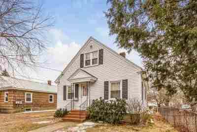 Manchester Single Family Home Active Under Contract: 485 Spruce (Upper) Street