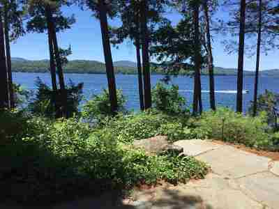 Wolfeboro Single Family Home For Sale: 80 Broadside Road