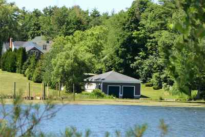 Wolfeboro Single Family Home For Sale: 83 Bay Street #57
