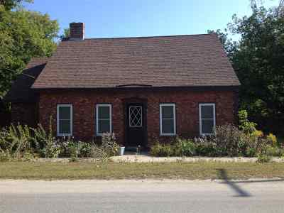 Haverhill NH Single Family Home For Sale: $89,500