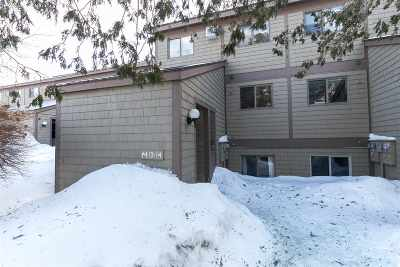 Cambridge Condo/Townhouse For Sale: 4323 Vermont Route 108 Highway #M-13