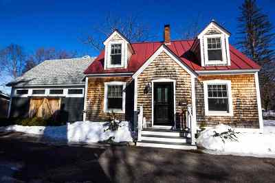 Essex Single Family Home For Sale: 38 East Street