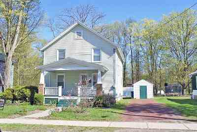 Poultney Single Family Home For Sale: 102 Rae Terrace