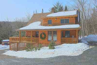 Corinth Single Family Home For Sale: 1679 White Road