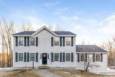 Weare Single Family Home For Sale: 210 Buzzell Hill Road
