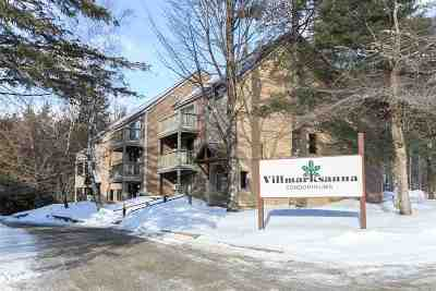 Cambridge Condo/Townhouse For Sale: 4323 Vermont Route 108 Highway #V-21
