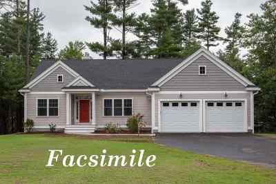 Litchfield NH Single Family Home For Sale: $485,900