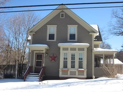 Laconia Single Family Home For Sale: 208 Academy Street