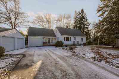 Merrimack Single Family Home Active Under Contract: 2 Bretton Drive